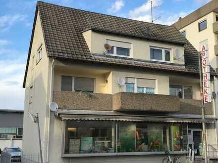 Mehrfamilienhaus mit Gewerbeeinheit in guter Lage von Landau