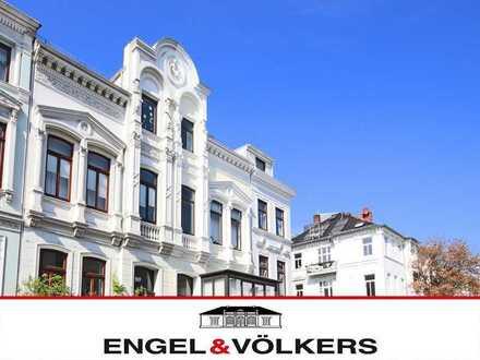 """Historistisches Wohnhaus im Bremer """"Viertel"""""""