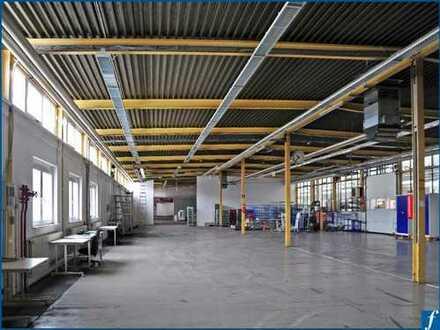 Produktions- und Lagerflächen * mit Büro * teilbar
