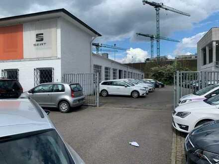 Fabrikhalle / Autohaus an der Automeile Hamburg Nedderfeld