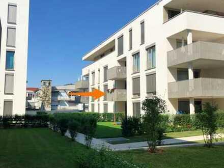 Moderne 2-Zimmer-Wohnung mit Balkon in Pfullingen im 1. OG