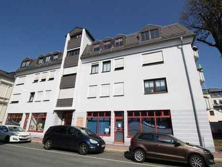 ++ Neubau im Zentrum (2. OG) mit Aufzug, Balkon und Garage!! ++