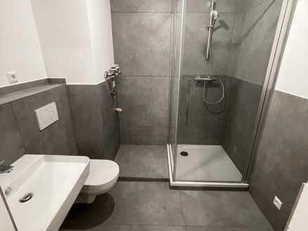 Erstbezug nach Sanierung mit Balkon: ansprechende 1-Zimmer-Wohnung in Rastatt (Kreis)