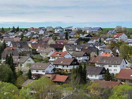 Freundliche 4,5-Zimmer-EG-Wohnung mit Terrasse in Niedereschach