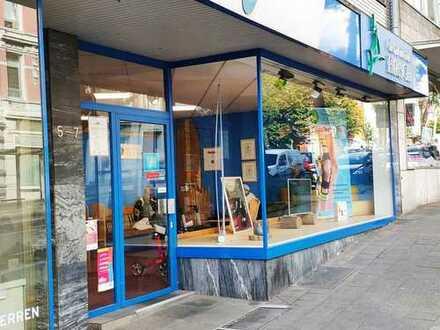 Ladenlokal/Geschäftsräume in Aachen am Löhergraben