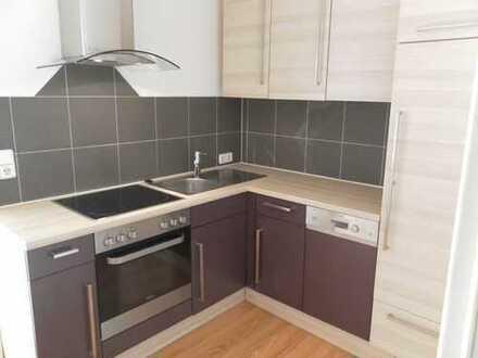 Freundliche und grosse 2-Zimmer-Wohnung mit Einbauküche in Nürnberg
