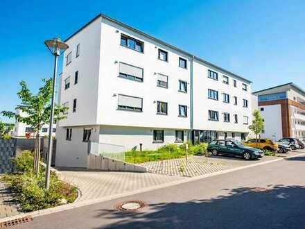 Moderne 3-Zimmer-Mietwohnung in Ehingen mit Neubaustandart