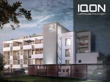 Erstbezug-Aussicht-Dachterrasse-Balkon-exklusive 3-Zimmer Penthouse Wohnung