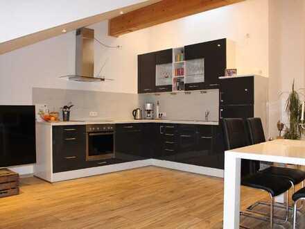 RARITÄT! Zauberhafte Dachgeschoss-Wohnung zum verlieben schön!