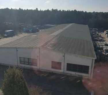 Freifläche im Industriegebiet Zeisig in Hoyerswerda