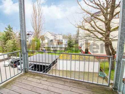 Helle 3-Zimmer-Wohnung mit schönem Balkon in ruhiger und zentrumsnaher Lage