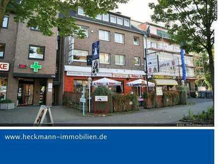 Schönes Restaurant in zentraler Lage von Köln Ostheim mit Außengastronomie