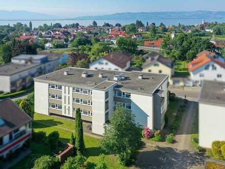 Sofort bezugsfrei! Renovierungsbedürftige 2-Zimmer-Wohnung in Wasserburg