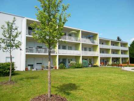 Roding - 2-Zi-Wohnung im 2. OG mit Balkon - nur für Senioren, WBS Stufe III