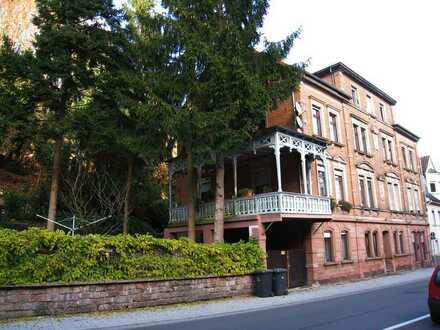 BZA im Gründerzeithaus am Waldrand nahe Kurpark