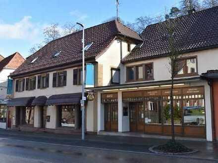 Gut vermietetes Wohn- und Geschäftshaus in zentraler Lage von Maulbronn
