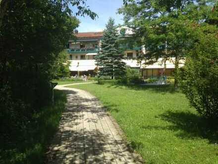 "1-Zimmer-Appartment  im ""KURSANA"" in Prien"
