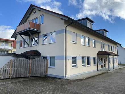 Gepflegte Wohnung mit drei Zimmern sowie Balkon in Bad Dürrheim OT Sunthausen