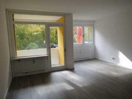 Schöne 2-Z.-Whg. m. EBK, Vollbad u. Balkon sucht neuen Mieter