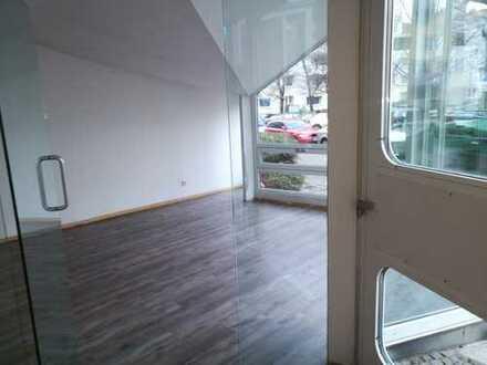 Exklusive 4-Zimmer-Atelierwohnung im Erdgeschoss in Schwabing-West, München