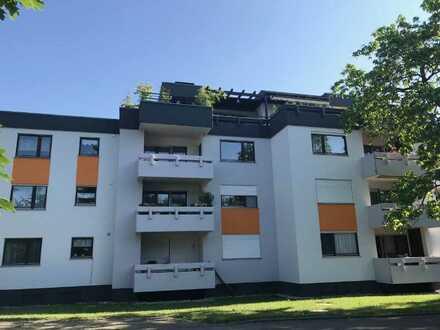 Gepflegte 4-Zimmer-Wohnung mit Balkon in ruhiger Lage von Allensbach