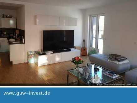Großer Balkon- helle 3,5 Zimmer incl. Einbauküche