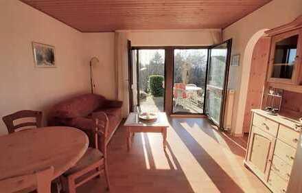 Sonnige 2-Zimmer-Wohnung mit Terrasse in Überlingen