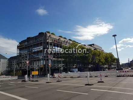 effizient geschnittene Büroflächen in direkter Innenstadtlage - belüftet u. klimatisiert