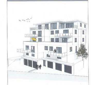 3 Zimmer Wohnung mit Fernblick 2.OG