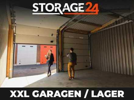 Storage24 XXL Garagen, Lager, Hallen für Handwerk und Hobby