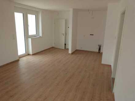 Erstbezug - Moderne 2-Zimmer-Obergeschosswohnung mit EBK und Balkon