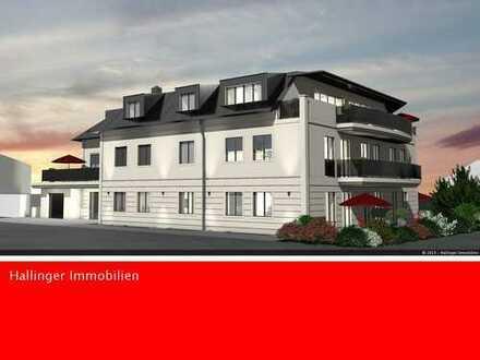 RESERVIERT Erstbezug! Exklusive 4-Zimmer-Wohnung mit Süd/West-Balkon!