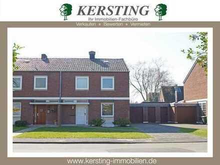 Top Lage in Tönisvorst! Frisch renovierte Doppelhaushälfte mit schönem Garten für die kleine Familie