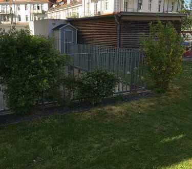 *Schicke 5-Zimmer Maisonette Wohnung/Büro und Stellplatz* - in der Fürther Südstadt