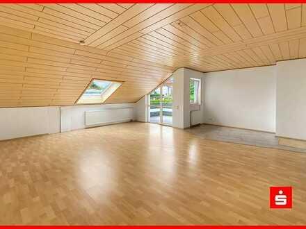 4-Zimmer Mietwohnung in Zell am Main  Viel Raum und Ruhe zum Wohlfühlen!