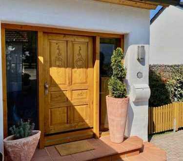**Verkauft** Charmantes Einfamilienhaus in idyllischer Lage in Schwabach OT Wolkersdorf!