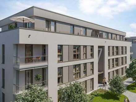 Wohnen in Ottobrunn - 4-Zimmer-Dachgeschosswohnung mit großer Terrasse!