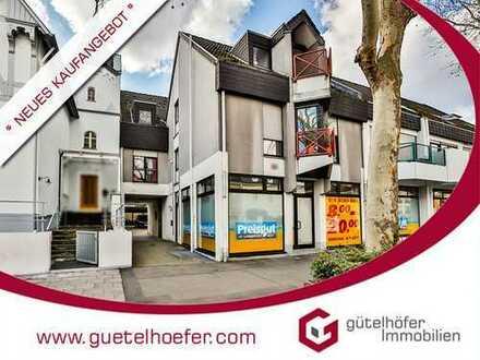 Bonn-Mehlem: Solides Investment - Raumwunder mit Loggia und Kfz-Stellplatz in beliebter Lage