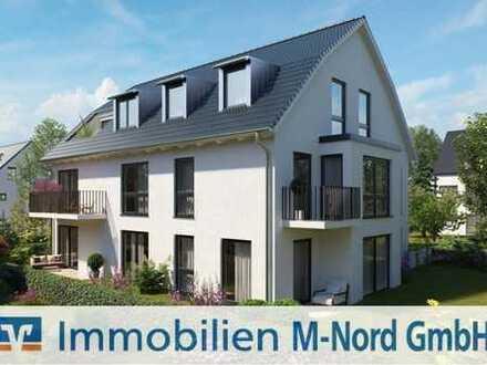 Baubeginn erfolgt: Exklusive Erdgeschossmaisonettewohnung mit Garten/ München- Harthof