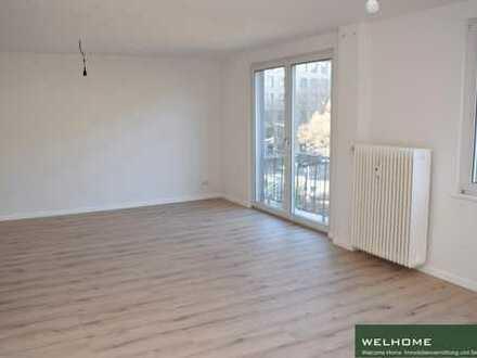 Nachmieter gesucht im Holzhausenviertel: Großzügige und neu teilsanierte 3-ZW mit EBK