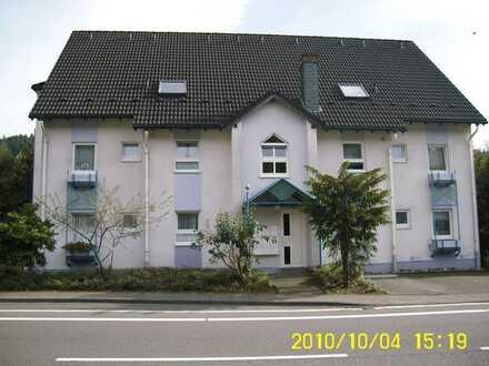 Wohnung für eine kleine Familie im Ortsteil von Hilchenbach