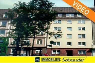 renovierte 50 m² Wohnung in der Kleiststraße 29