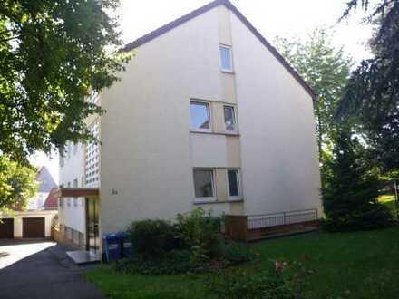Gepflegte 4-Zimmer-EG-Wohnung mit Garten in Roßdorf