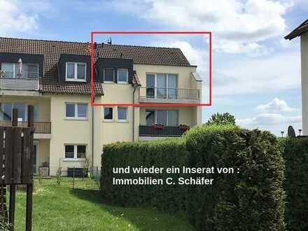 Unna, Ortsgrenze Do Wickede ! moderne 3,5 Zimmer 66m² DG Wohnung m. Balkon, Gäste WC, PKW Stellplatz