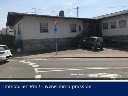 Zweifamilienhaus mit ELW und Scheune oder zusätzlich bebaubaren Grundstück in Bad Sobernheim