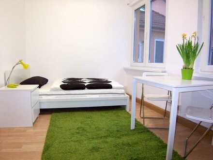 Wohnheim für rund 35 Bewohner - nahe S-Bahn, A8 und Einkaufsmöglichkeiten