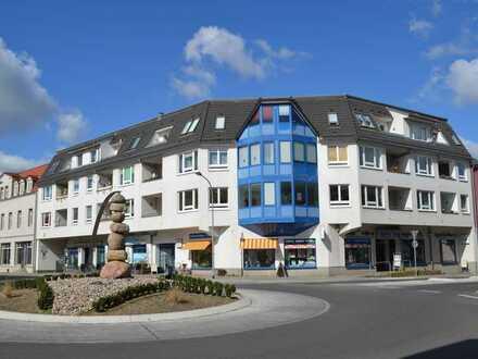 Attraktives Wohnen in Seelow ca. 85 m² - 3-ZKB, Balkon und Abstellraum