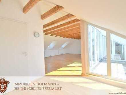 !! Traumhafte Dachgeschosswohnung im Loft-Style !!