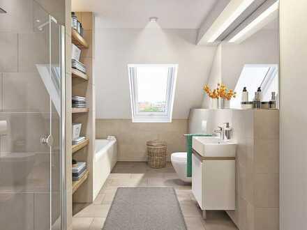 Herrliches Penthouse mit sonniger Dachterrasse und offenem Wohnbereich