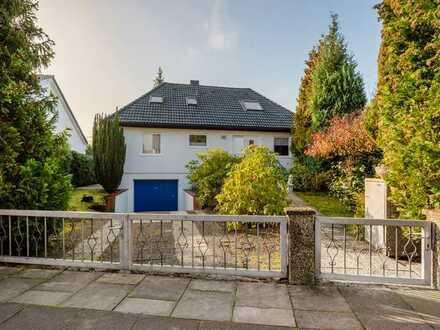 Attraktives Einfamilienhaus in grüner Lage von Lohbrügge
